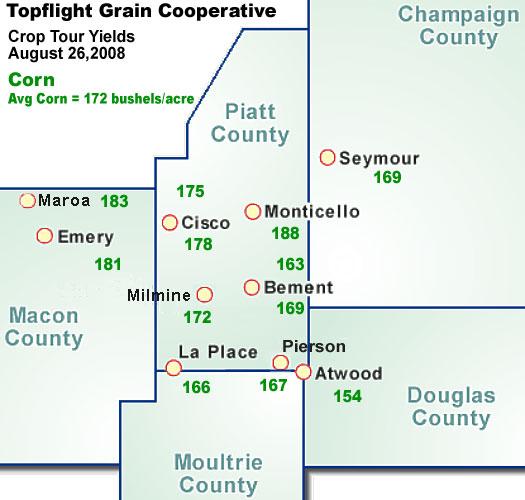 Crop Tour 2008 Corn